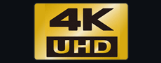 4K UHD 아이콘