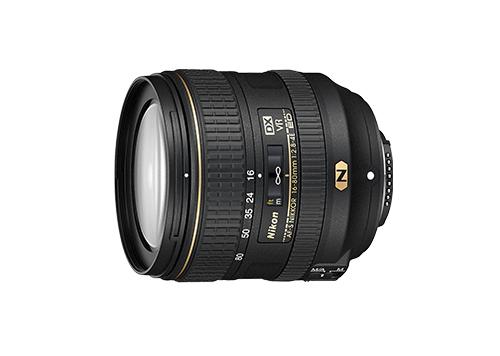 AF-S DX NIKKOR 16-80mm f/2.8-4E ED VR 제품 이미지